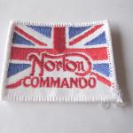 Cloth badge 0041